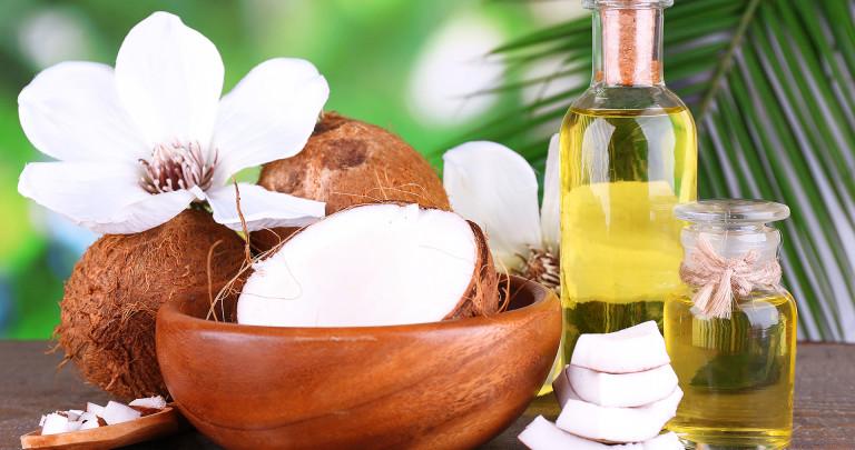 coconut-massage