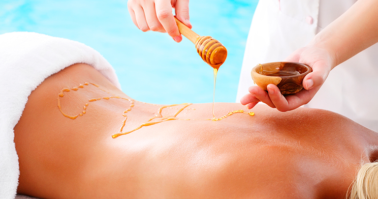 Tibetan Honey Massage