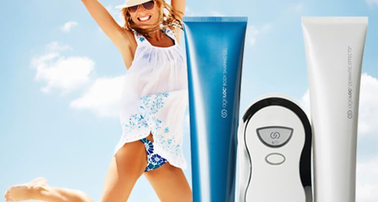 Galvanic Body Treatment